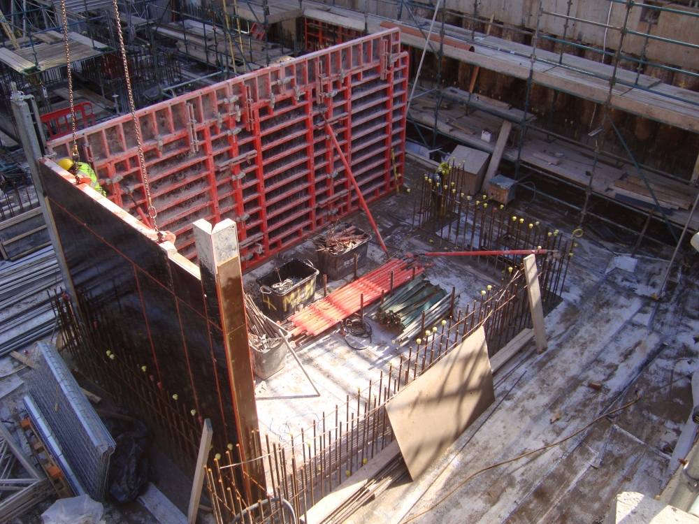 Specialists in Concrete Formwork Northern Ireland, Concrete
